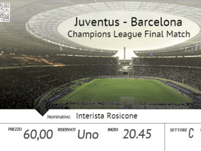 Ticket Stadio